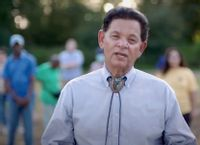 Democratic congressional candidate Charles Graham, a current state representative, discusses the Battle of Hayes Pond in a popular campaign video.