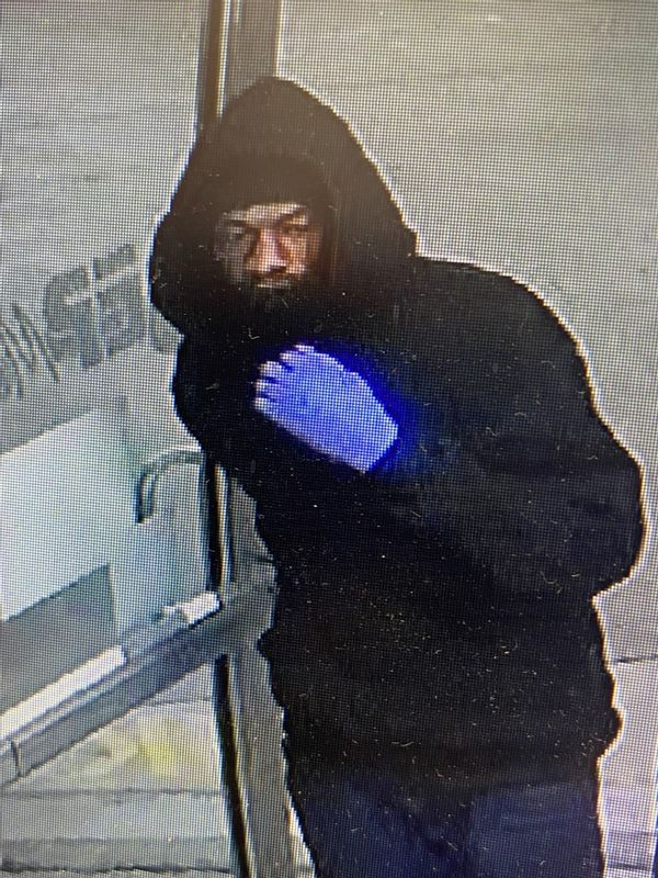 Rocky Mount police are looking for this man, who is accused in an Oct. 10 armed robbery.
