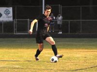 Dryden Vice scored the first goal of the match for Wakefield off a penalty kick in the second half.