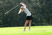 Wakefield's Terra Schmitt won the NAC 6 conference player of the year by averaging a score of 35.7 this season.