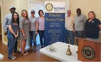 The Zebulon Rotary Club hopes to make the Field of Flags an annual fundraiser.