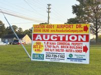 Bidding on Wilson County's former animal shelter at 4001 Airport Drive has begun. The deadline for bids is 4 p.m. Wednesday.