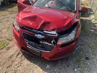 Muriel Walker's Chevy Cruze was severely damaged in a wreck last year, but she survived thanks to her seat belt.
