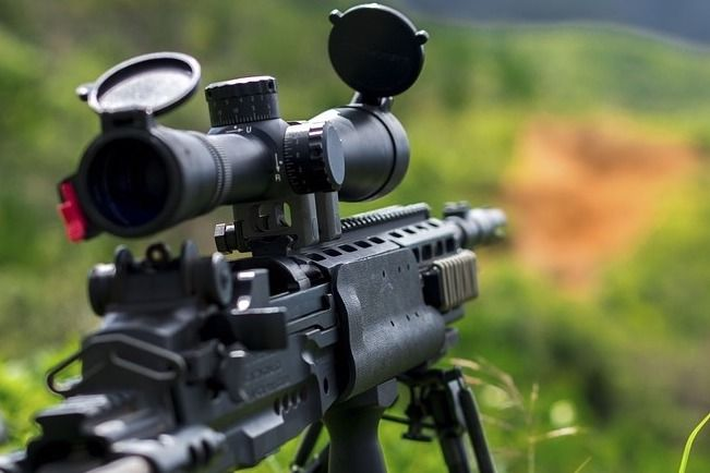 """Rifles, including semiautomatic carbines like the AR-15, are used in fewer homicides than knives and cutting instruments, blunt objects and even """"personal weapons"""" such as fists and feet, according to FBI statistics."""