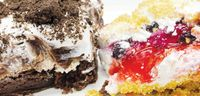 Oreo Brownie Lush and Red, White and Blue Mixed Berry Yum Yum are delicious recipes to try this summer.