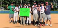 The White Sox won this year's Wake Forest parks and recreation Little League baseball tournament, which was fully funded by the parents of the players.