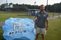 Ben Ellis, a 2009 Fike graduate, can now claim playing or coaching experience at all three programs within Wilson County Schools after being tapped as the next head football coach at Beddingfield High.