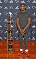 Jayleen Bullock, a 2021 Fike High graduate and state champion wrestler, is the Tom Ham Athlete of the Year as presented by The Wilson Times. Bullock, an all-conference and all-area football player, won the NCHSAA 3-A title at 195 pounds with a 32-0 record.