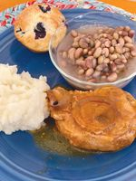My recipe for slow cooker pork cutlets was featured in my first column in 2001.