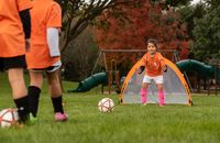 Soccer Shots is a youth soccer training program that develops players from ages 2-8 years old. Wake Forest is opening its first program in October. Contributed Photo