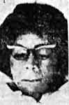 This image of an unknown woman's face is from a postmortem reconstruction. Authorities have never identified the victim, who was found burned alive in southern Wake County in 1968.