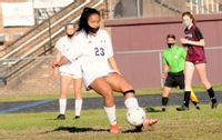 Heritage's Amaya Singleton will try out for Panama's youth national team after being named all-region for her performance this past spring.