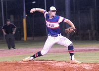 Jayson Arendt pitched the first seven innings for the Fungo, holding Tarboro to two runs during that span.