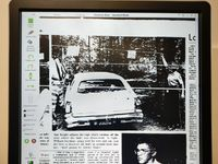 Another page covering the unknown man found dead in 1981. The Sanford Herald gave me permission to use these images.