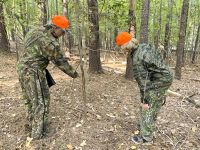 Youths 17 and under may use any legal hunting implement and can hunt deer of either sex on Saturday, Sept. 25, according to the N.C. Wildlife Resources Commission.