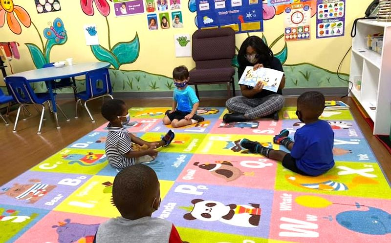 The Impact Academy preschool for children ages 3-5 opened last month at Word Tabernacle Church's Word Plaza in Rocky Mount.
